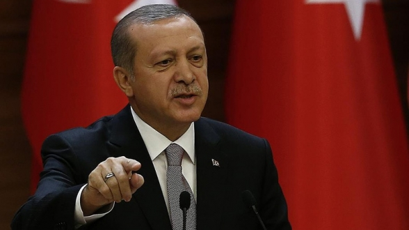 Turkish Leader Seeks 'Honorable' Treatme..