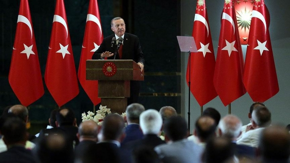 ''that attack targeted not only 79 million Turkish citizens but also 7.5 billion human beings around the world.''