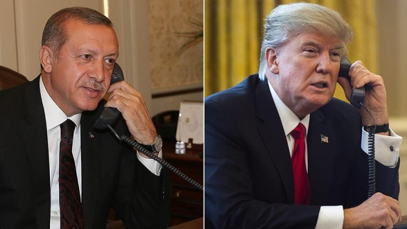 President Erdoğan had a telephone conver..
