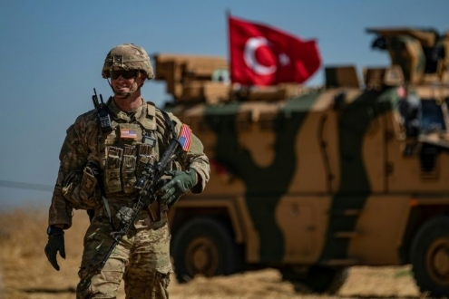 Turkey, US begin 'safe zone' joint patro..