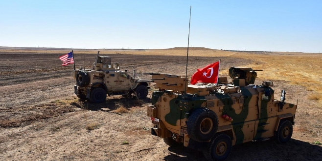 Turkey, US begin 'safe zone' joint patrols